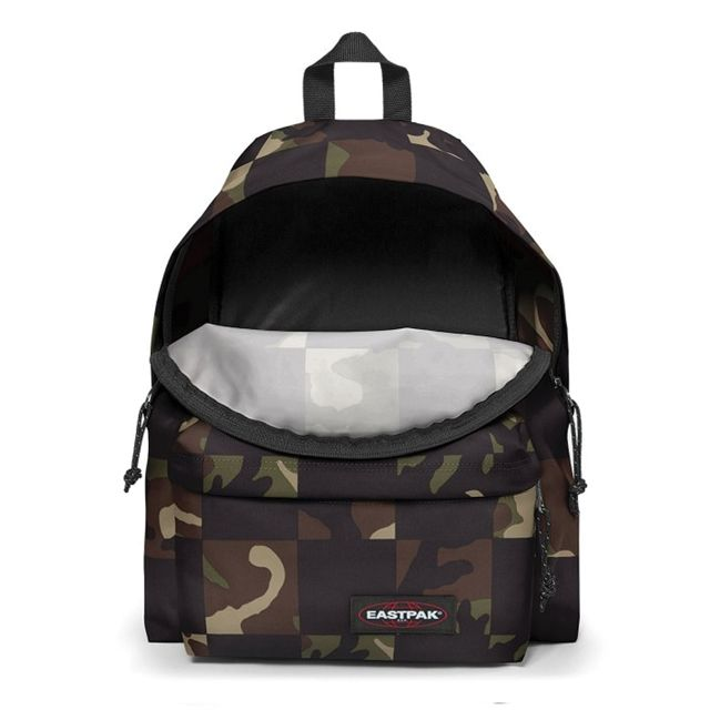 Eastpak Sac à dos Padded Pak'R 24 Litres Camopatch black