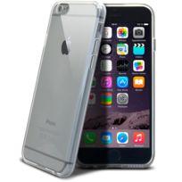 Caseink - Coque Semi Rigide Gel Extra Fine Crystal Clear Transparente pour iPhone 6 4.7