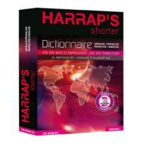 Pc - Harrap's Shorter V3 Francais/anglais/francais