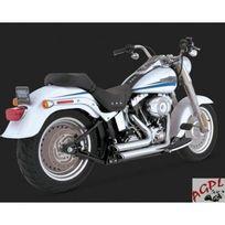 Honda - Harley Davidson Flh 1340-1450-1584-1690-1800-SILENCIEUX Echappement Vance Hines Shortshots Chrome-1800-0452