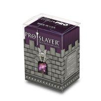 Ultra Pro - 330621 - Jeu De Cartes - Housse De Protection - Pro-slayer - Black Cherry Box - 100 PiÈCES - D8