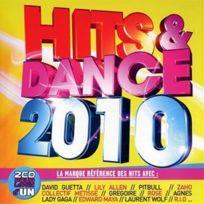 Compact Disc - Hits et Dance 2010