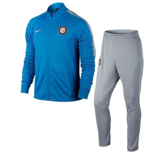 Nike - Survêtement de football Inter Milan - 809632-435 - pas cher Achat    Vente Clubs italiens - RueDuCommerce e5b3f7ddb28
