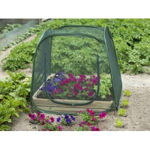 nature serre plastique pour carr potager filet anti insectes pas cher achat vente. Black Bedroom Furniture Sets. Home Design Ideas