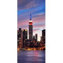 Bebe Gavroche - New York sunset, paper photo mural, 90x202 cm, 1 part