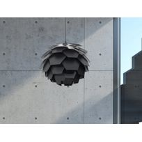 Beliani - Lampe de plafond - suspension - plafonnier - luminaire noir - Segre Mini