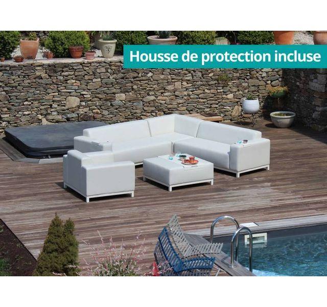 Salons de jardin Mobilier de jardin RESIDENCE Housse De Protection ...