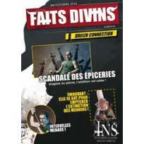 Raise Dead Editions - Jeux de rôle - Ins/Mv Génération Perdue : Faits Divins Numero 04 Avec Cartes