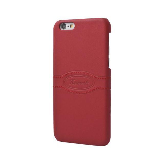 coque rigide rouge iphone 6