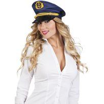 Boland - Casquette Officier de la Marine - Femme