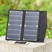 Myshop-solaire - Chargeur solaire pliable 2x6w hautes performances mysuncharger xl