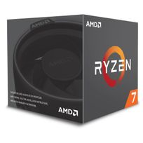 AMD - Processeur Ryzen 7 1800X 95W AM4 8/16 Core/Tread 4Ghz