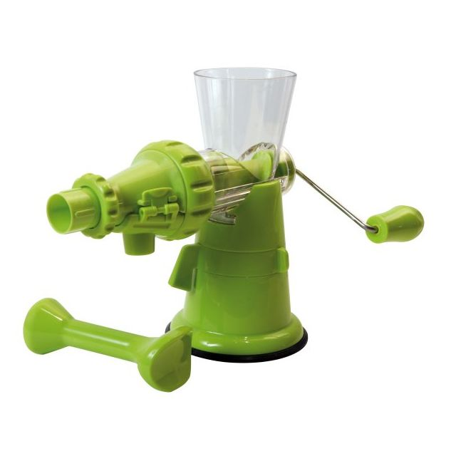 Baumalu Presse Agrumes A manivelle plastique vert