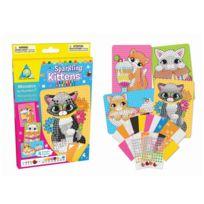 Orb Factory - Mosaïque aux numéros : Sticky Mosaics : Tableaux de chats