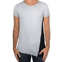 Fifty Four - Tee Shirt Osier T379 Gris G040