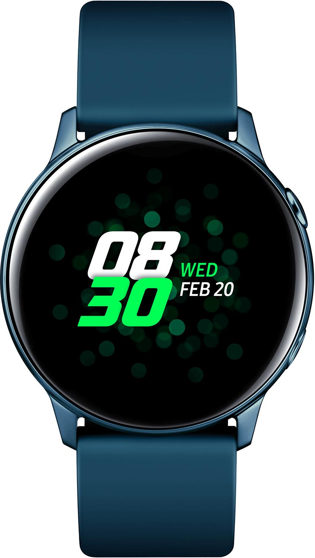 Montre connectée Galaxy Watch Active Samsung Vert Emeraude