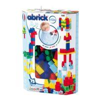 Abrick - Baril de 75 pi?ces maxi - Bleu - 7381