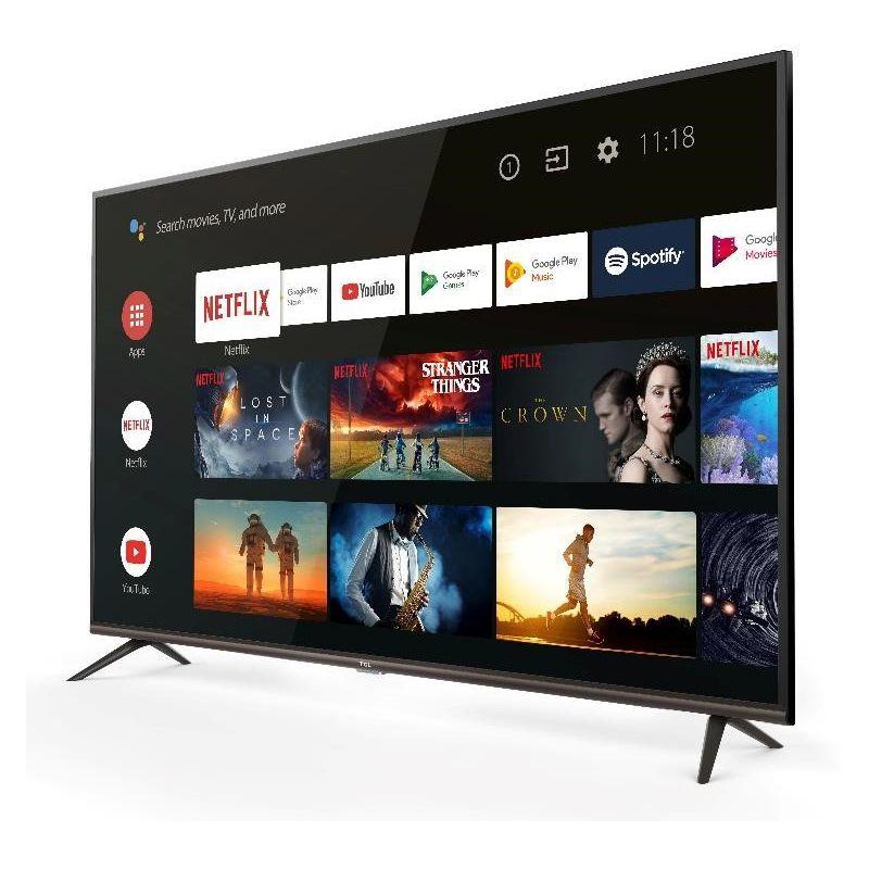 """TV LED 4K UHD - 50"""" ( 126 cm ) - 50EP641 - Noir"""