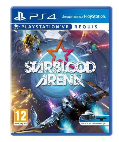 SONY VR StarBlood Arena - PS4