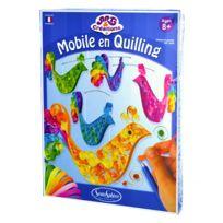 Sentosphère - Art & Créations : Mobile en Quilling : Oiseaux