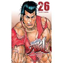Akata - prisonnier Riku tome 26 ; alliés et ennemis