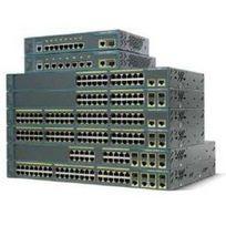 Cisco - Catalyst 2960 Plus 24 10/100 + 2T/SFP Lan Base - Ws-c2960+24TC-S
