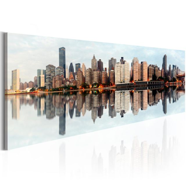 ARTGEIST Tableau - Morning - Manhattan 135x45