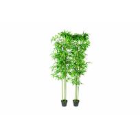 Vidaxl - Lot de 2 bambous artificiels 190cm