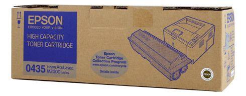 Epson Toner imprimante laser noir S050437 - C13S050437