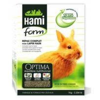 Hami Form - Repas Complet Optima Lapin Nain 7 Kg