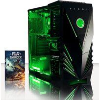 VIBOX - Processeur Quad Core AMD Athlon X4 - Carte Graphique Nvidia GT 730 2 Go - 32 Go RAM - Disque Dur 2 To - Pas de Windows
