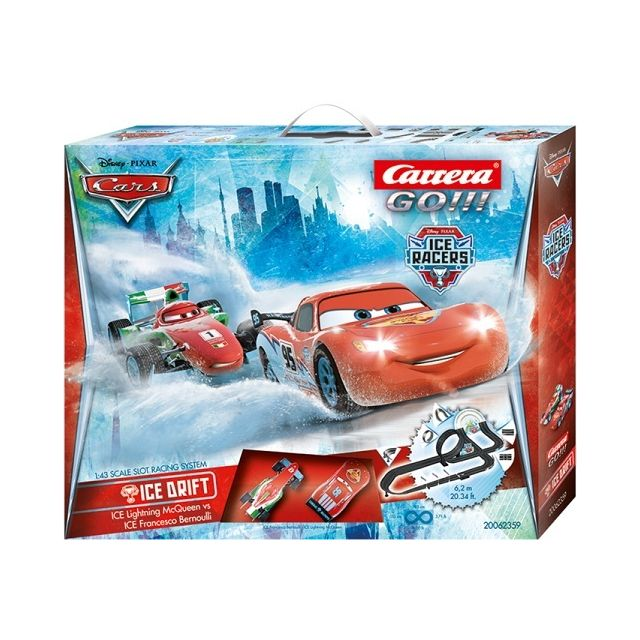 Carrera go!!! - 20062359 - circuit - disney pixar - ice drift