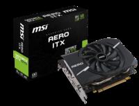 MSI - Carte Graphique GeForce GTX 1070 AERO ITX 8G OC DDR5
