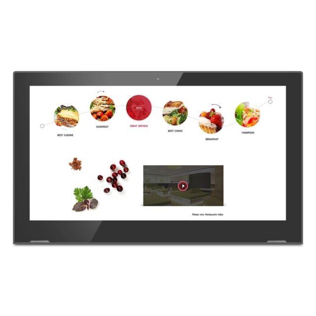 wewoo ordinateur cran tactile tout en un pc avec support 1 go 8 go 15 6 pouces lcd android 6. Black Bedroom Furniture Sets. Home Design Ideas
