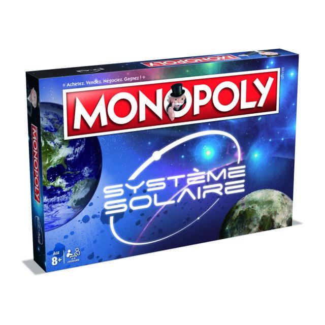 MONOPOLY - Système Solaire - 0994