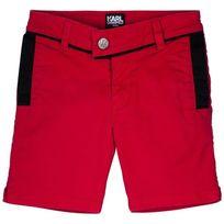 Karl Lagerfeld - Bermuda rouge