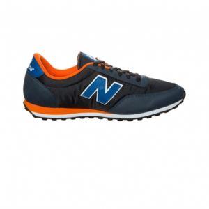 chaussures basses femme u410 bleu marine new balance
