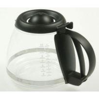 Severin - Verseuse en verre avec couvercle noir 1,4 l gk 5528 pour cafetiere