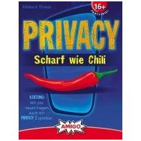 Amigo S&F GmbH - Privacy - Scharf Wie Chili