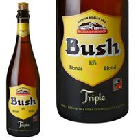 Bush - Biere blonde 75cl 10.5