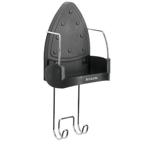 support pour planche et fer repasser brabantia pas. Black Bedroom Furniture Sets. Home Design Ideas