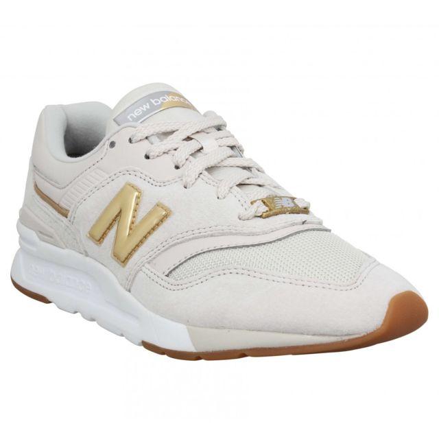 new balance velour beige