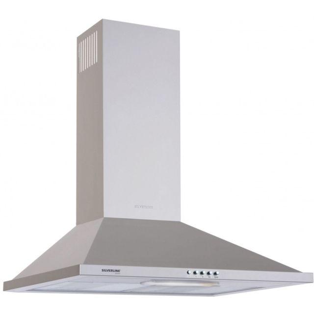 Silver Hotte Decor H 10060 015