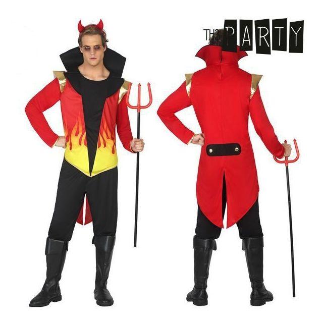 606a3ac2fdecde Déguisement pour homme démon - costume hallowen Taille - M/L - pas ...