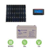 Victron - Kit solaire autonome 30w - 12v monocristallin