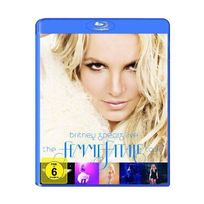 Rca - Britney Spears Live: The Femme Fatale Tour Blu-ray