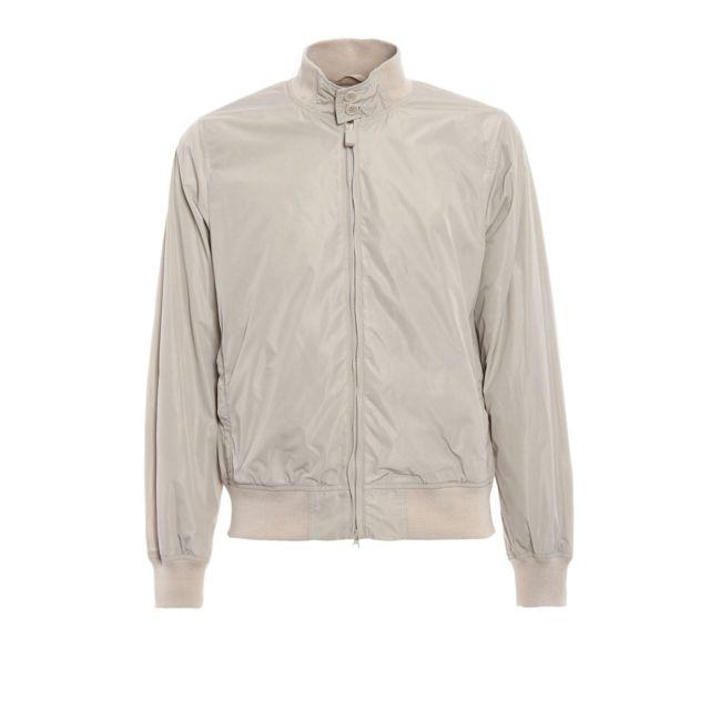 ASPESI Homme I918B16685044 Blanc Polyester Blouson