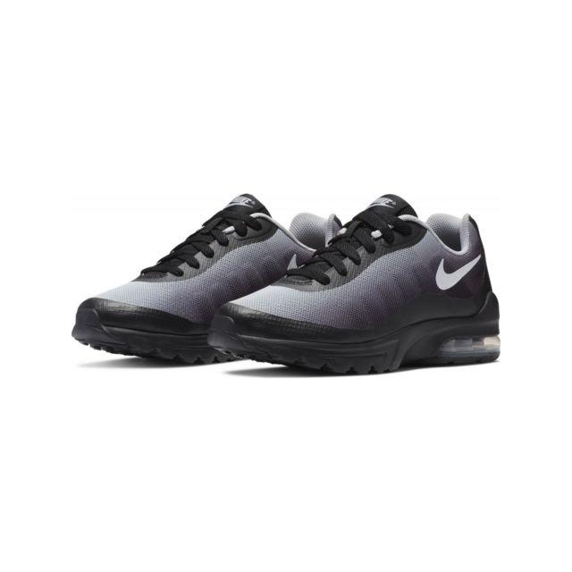 Nike Air Max Invigor Print Gs Ah5258 001 Noir pas cher
