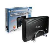 CONNECTLAND - Boitier externe pour disques durs 3,5'' SATA - USB 2.0
