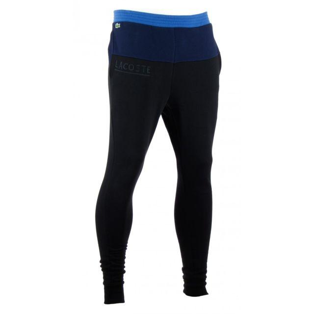 26769cc9b5a Lacoste - Pantalon de survêtement - Xh1436-00CXS - pas cher Achat   Vente  Survêtement homme - RueDuCommerce